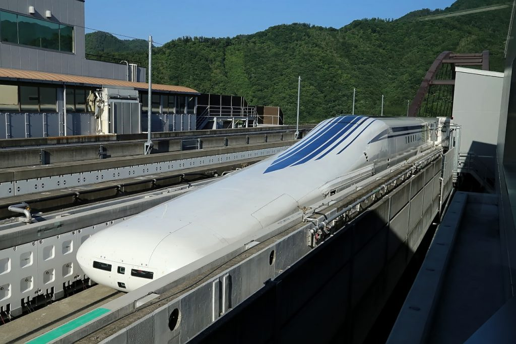 JR SC Maglev Japan