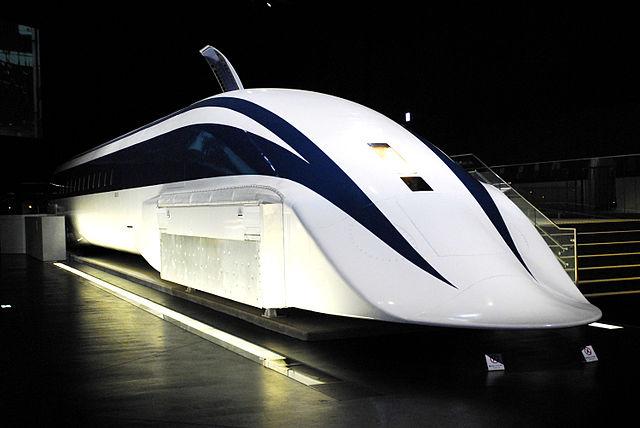 Comienzan a construir la terminal del Maglev en Tokyo