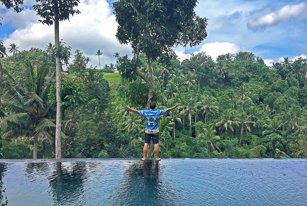 Flapy en Bali